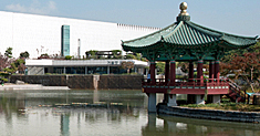 Cheongjajeong (Pavilion with Celadon Roof Tiles)